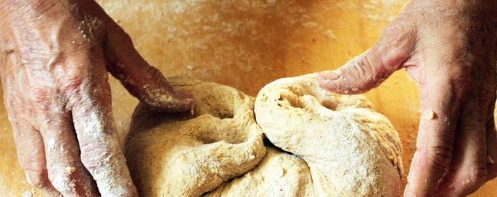Festa del pane di patate a Bossico