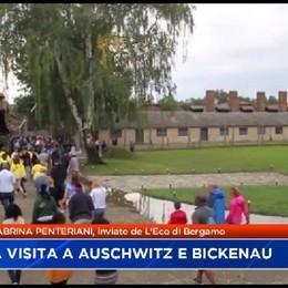 Gmg, i bergamaschi nei campi di concentramento di Auschwitz-Birkenau