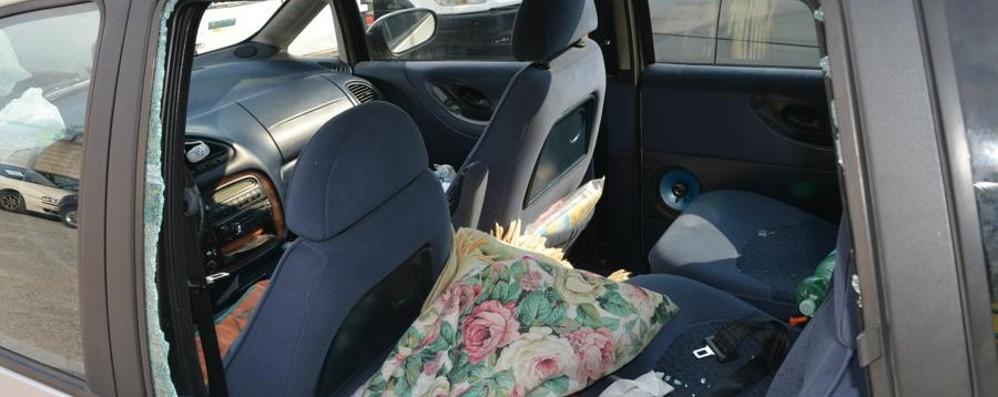 Soccorsa bimba di un anno  Era rimasta chiusa in macchina