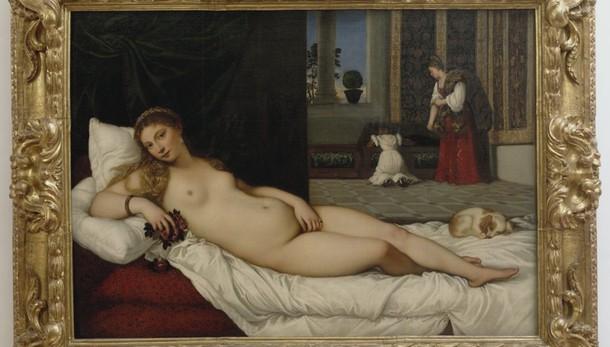 Venere Urbino di Tiziano torna a 'casa'