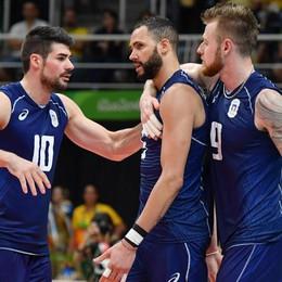 Continua la maledizione nel volley Italia solo d'argento: 3-0 per il Brasile