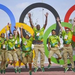 Grazie olimpiadi, fiume di emozioni