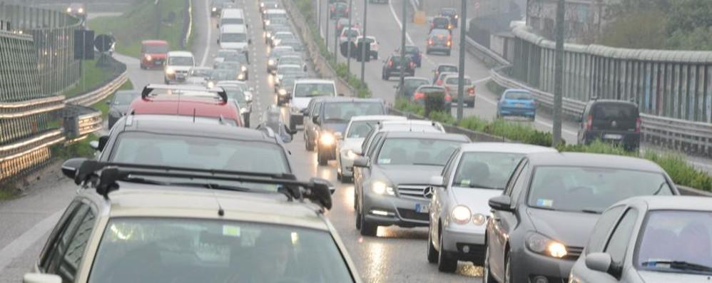 I dati del traffico: meno  auto in città Crescono su asse e circonvallazione