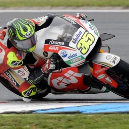 MotoGp: prima gioia per Crutchlow Rossi secondo, ora anche nel Mondiale