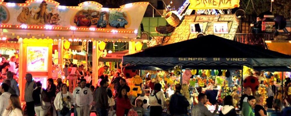 Torna il luna park alla Celadina Al via il 25 con un'ora di giostre gratis