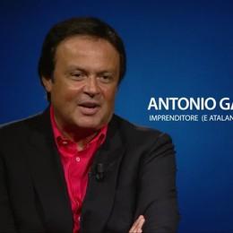 Gavazzeni, nato con la camicia e tifoso Allo stadio anche con  il nonno Gianandrea