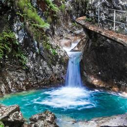 Niente centraline, Valvertova salva Scopri i 10 spettacolari canyon d'Italia