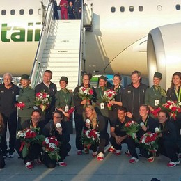 Olimpiadi, Italia nona nel medagliere Coni: «Bella figura, orgoglio azzurro»