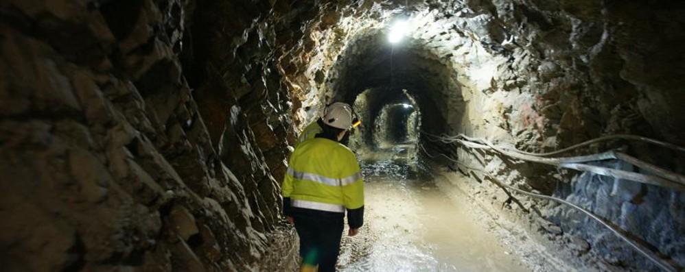 L'Arera forziere di zinco e argento - Video «Investimenti per oltre 60 milioni»
