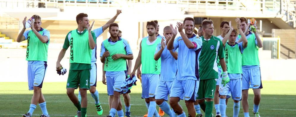 Il pari non basta all'AlbinoLeffe  Eliminato dalla Coppa di Lega Pro