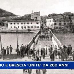 Ponte Sarnico - Paratico: Bergamo e Brescia 'unite' da duecento anni