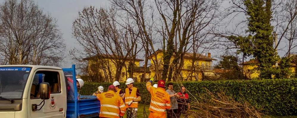 Protezione civile, si cercano volontari Cura dell'ambiente e lezioni a scuola