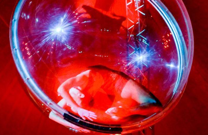 Le foto del circo a Bergamo sono di Yuri Colleoni