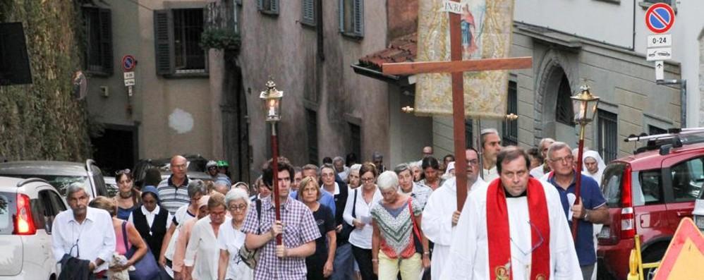 Sant'Alessandro: tutti gli appuntamenti Stasera spettacolo di Baliani in Città Alta