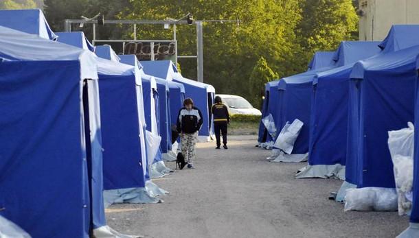 Sisma, 700 in centri accoglienza Umbria
