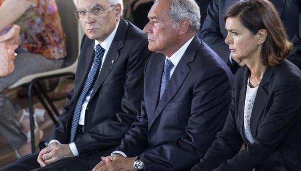 Grasso, pronto ad aprire prima Senato