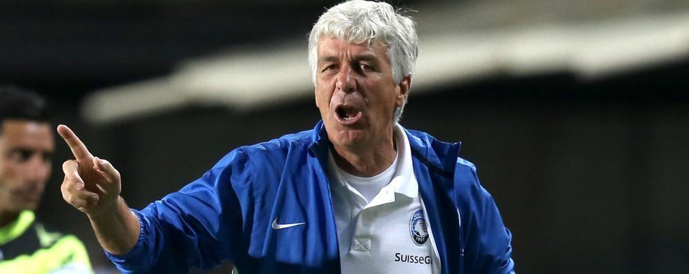 Samp-Atalanta, per Gasperini è un derby «Mi aspetto una crescita dalla squadra»