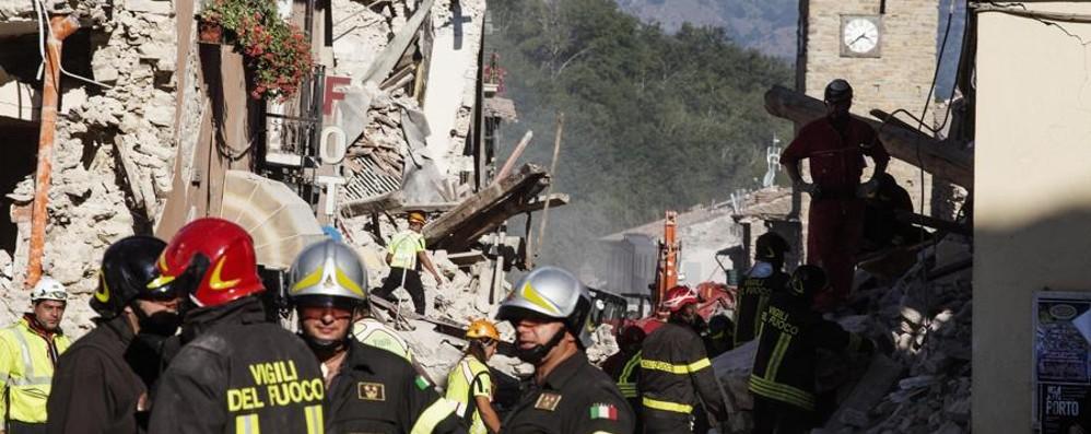 Terremoto, rientra il soccorso alpino Ha aiutato decine di persone