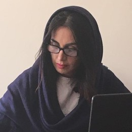La stilista-consulente a Bergamo  Intermediaria per far affari con l'Iran