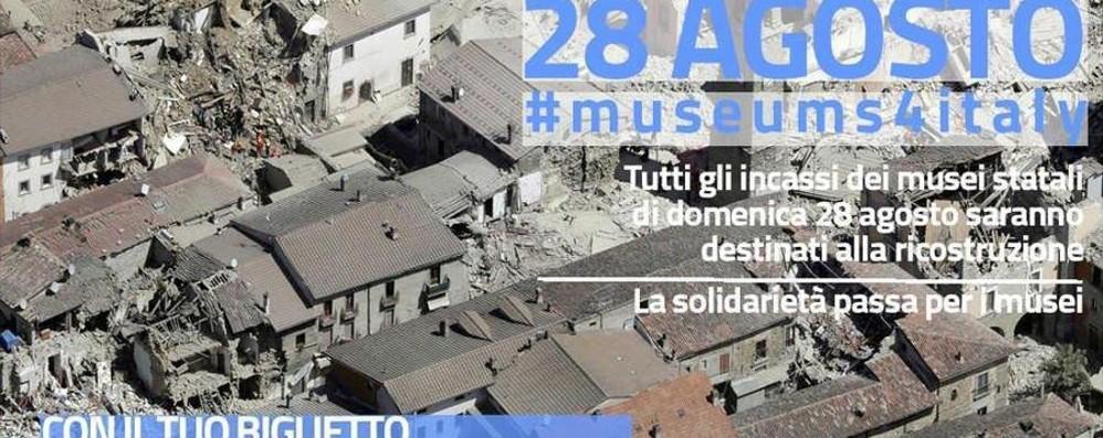 #museums4italy, l'arte si mobilita per l'arte I musei di Bergamo devolvono gli incassi