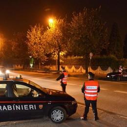 Auto non si ferma al posto di blocco Fuga sull'A4 dopo la sparatoria