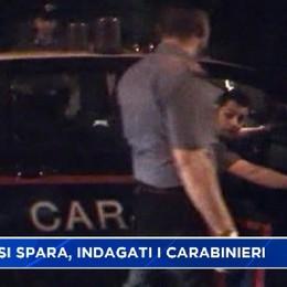 Ladro inciampa e si spara, indagati i carabinieri