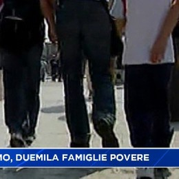 Bergamo, 2000 famiglie in stato di indigenza