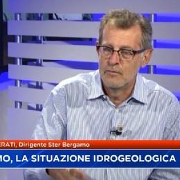 Dissesto idrogeologico, le zone a rischio in Bergamasca