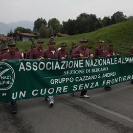 Alpini Cazzano, 55 anni di solidarietà Grande festa il 4 settembre