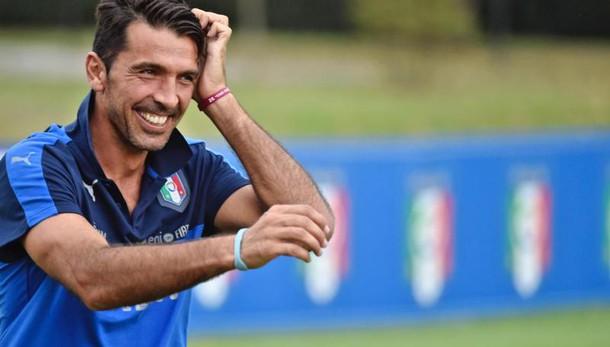 Buffon: Ventura?C'è curiosità e umiltà