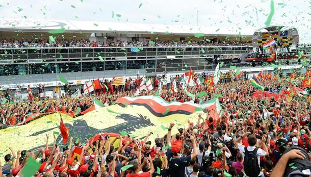 F1: Lotti, una vittoria GP a Monza