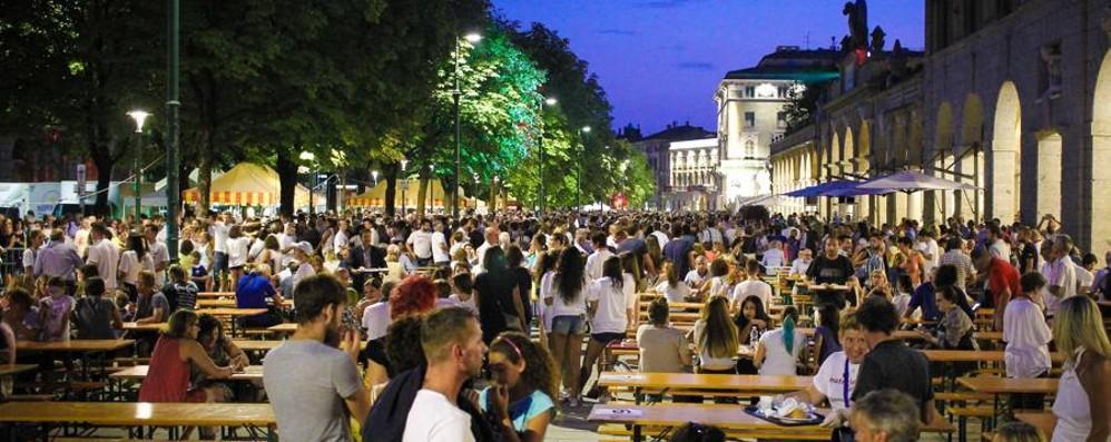 In 18.500 all'Amatriciana solidale Raccolti 160 mila euro - Video e social