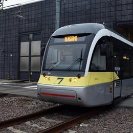Bandiera verde al Tram delle Valli «Esempio virtuoso di mobilità sostenibile»