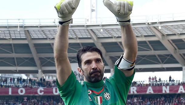 Buffon, obiettivo Juve è la Champions