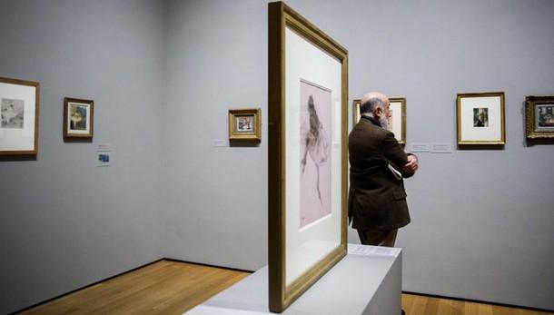 Dopo 100 anni ritratto nascosto Degas