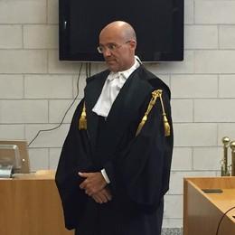 La firma in Tribunale - foto e video Da oggi Mapelli è il nuovo procuratore