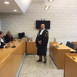 Mapelli, nuovo procuratore: «Niente ferie Devo smaltire le sentenze arretrate»