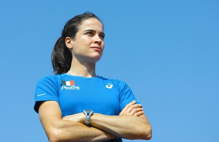L'atleta Marta Milani