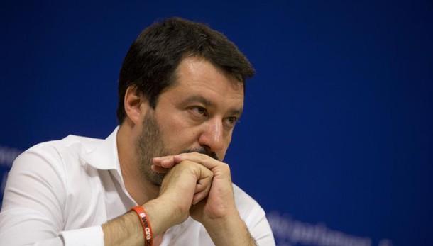 Salvini, Parisi? Non commento il nulla