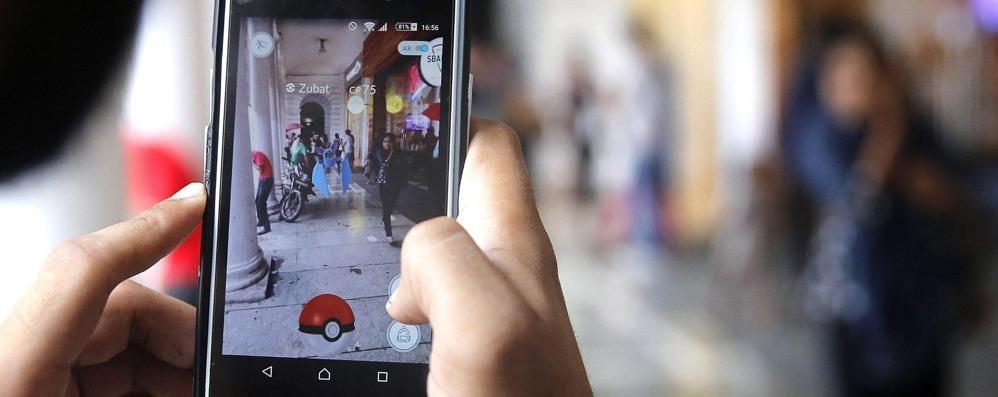 Tutti a caccia di Pokemon A «Le Due Torri» scatta la sfida