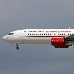 Algeria, paura su un volo per Marsiglia Sparito dai radar, poi riesce ad atterrare