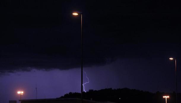 Allerta meteo, in arrivo piogge al sud