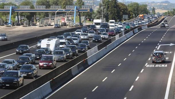 Esodo: oggi bollino nero, forte traffico