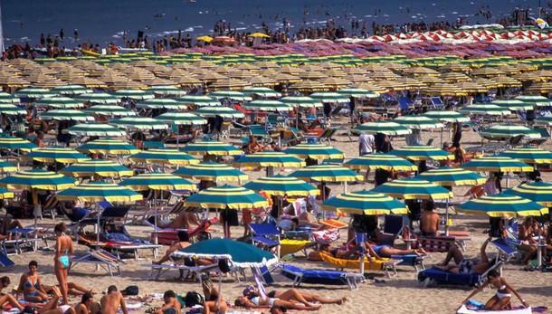 Estate, 33 mln di italiani in vacanza