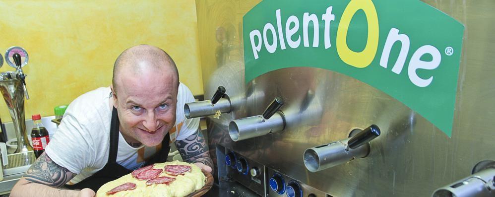 La polenta versione street food finisce on line sui magazine Usa