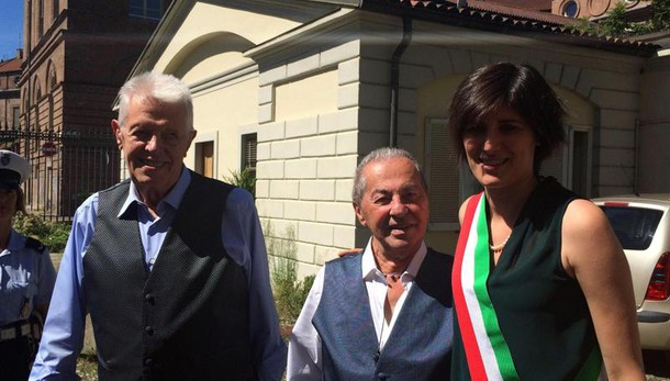 Prima unione civile a Torino, 'felici'