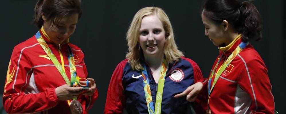 Rio 2016, agli Usa il primo oro Thrasher trionfa nella carabina