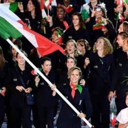 Rio, aperti i Giochi Olimpici - video Italia con la Pellegrini portabandiera