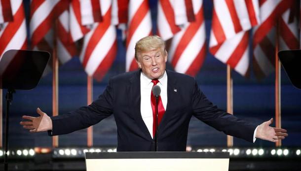 Trump, pure migranti regolari minaccia