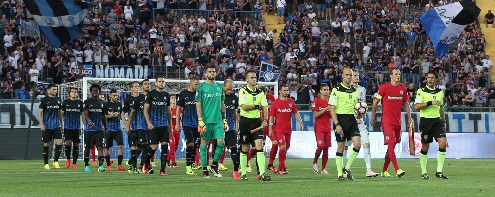 Atalanta, il trofeo va all'Eintracht Decisivi i calci di rigore: finisce 5-6